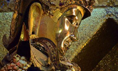 Ferveur bouddhique en Birmanie
