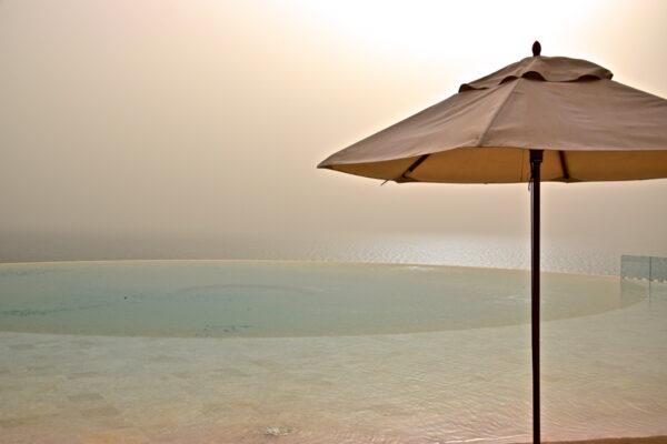 Hôtel Kempinski sur la mer Morte en Jordanie