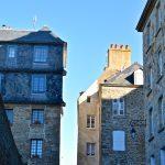 Maisons dans Saint-Malo