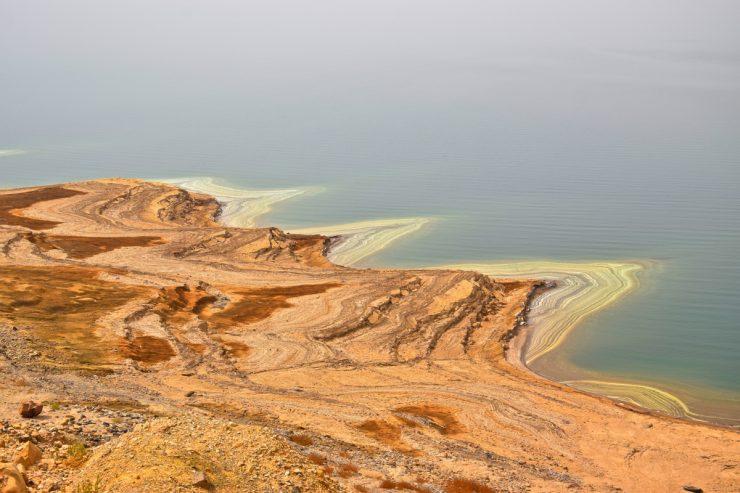 Mer Morte en Jordanie