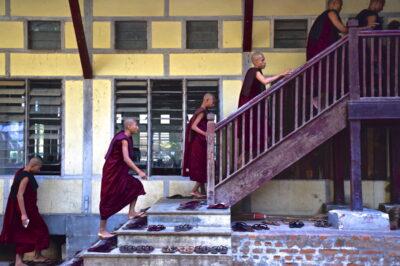Mahagandayon monastery - Amarapura