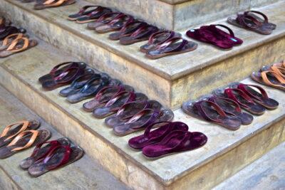 Monks' shoes