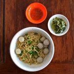 Noodle en Birmanie