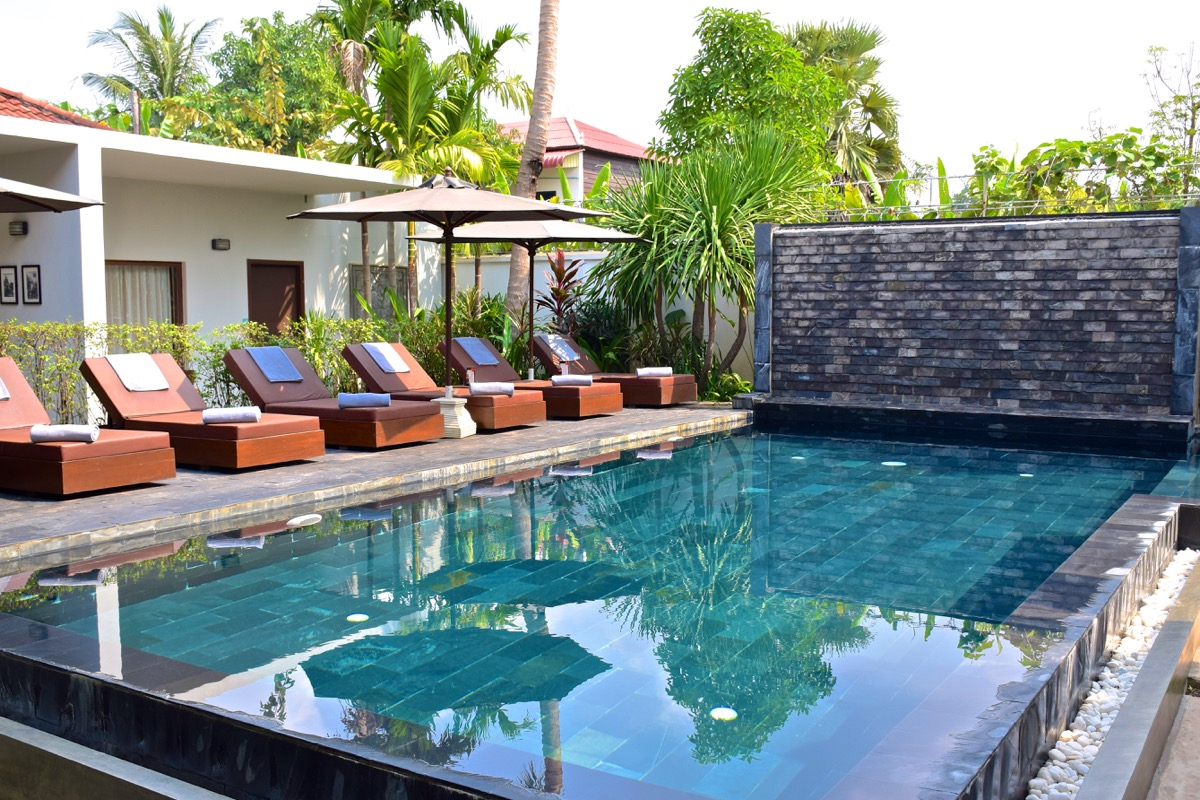 Sokkhak boutique hotel une adresse de choix siem reap for Boutique piscine