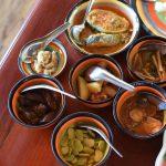 Repas traditionnel birman