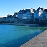 Saint-Malo en Bretagne