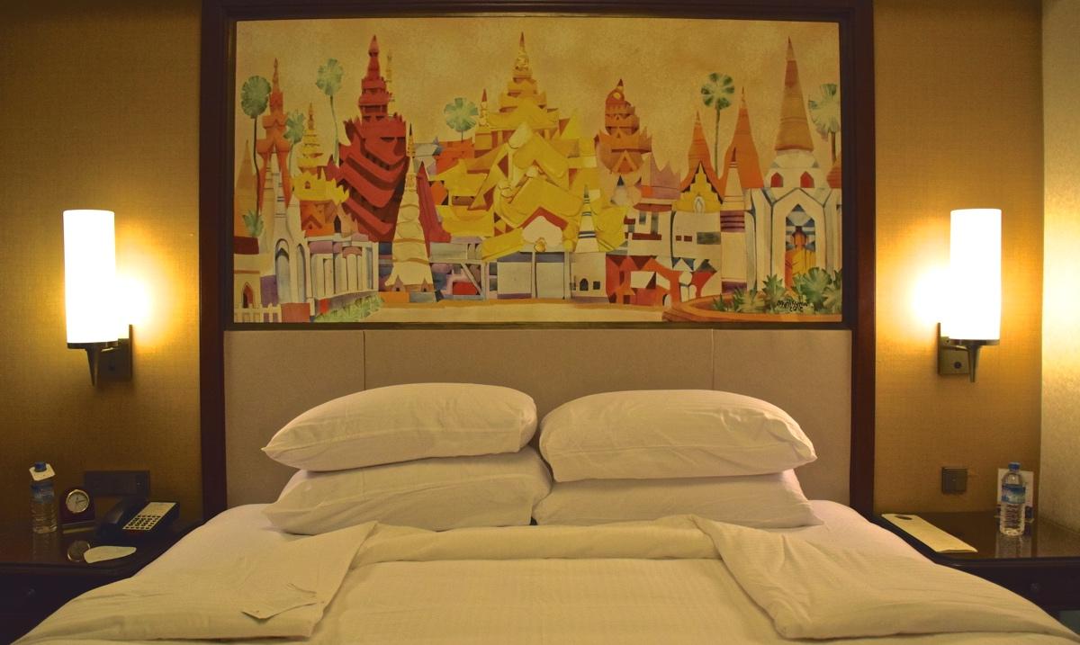 Sule Shangri-La à Yangon