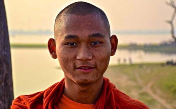 Portraits de Birmanie