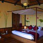 Chambre - Thahara Inle Heritage en Birmanie