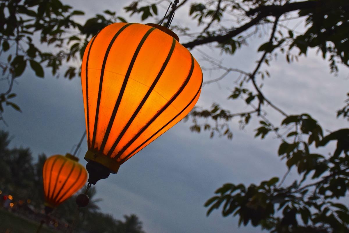Lanterne à Hoi An