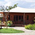 Lodge à Bagan