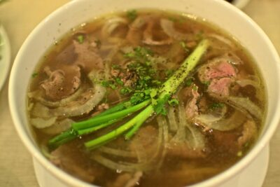 Pho, plat vietnamien