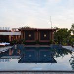 Piscine du Bagan Lodge