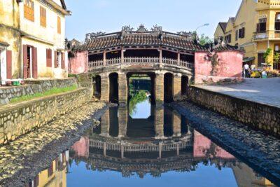 Pont japonais d'Hoi An