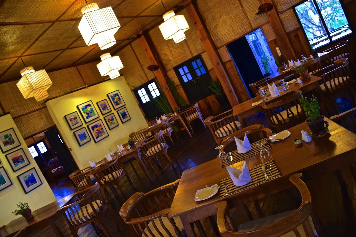 Restaurant du Thahara Inle Heritage