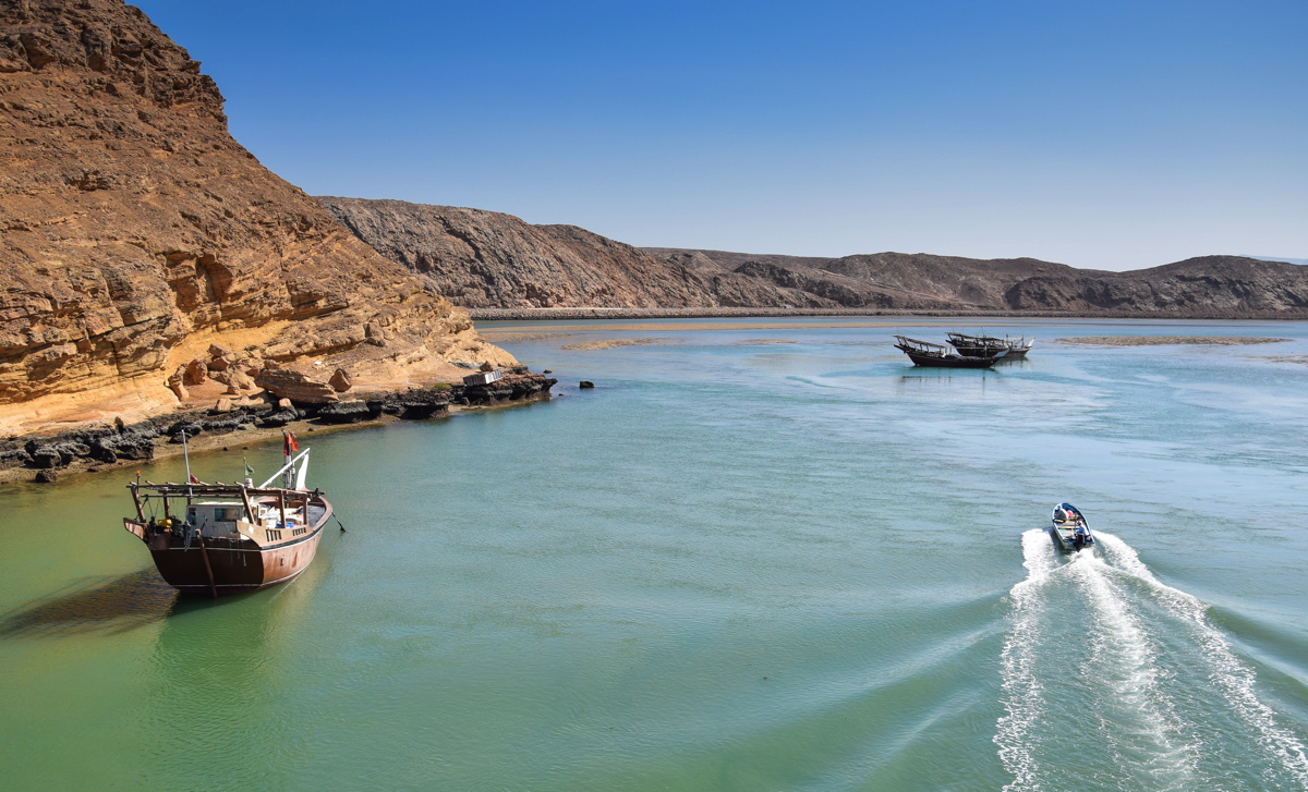 Sour, Sultanat d'Oman