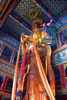 Temples des Lamas à Pékin