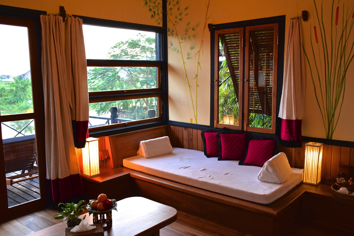 Thahara Inle Heritage - Room