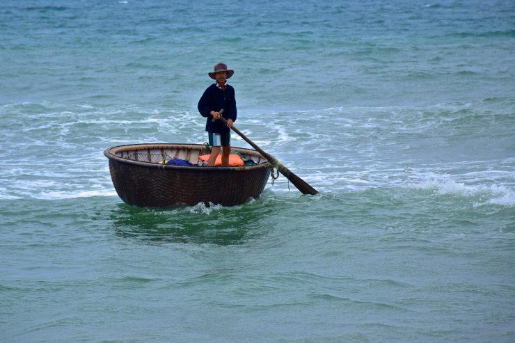 Thung chai, bateau de pêche traditionnel