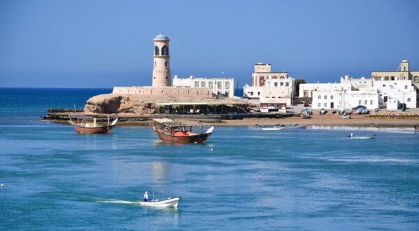 Visiter Sour au sultanat d'Oman