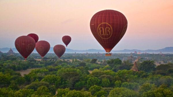 Faut-il faire un vol en montgolfière à Bagan?