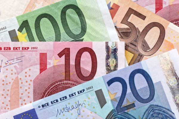 Voyager avec des euros