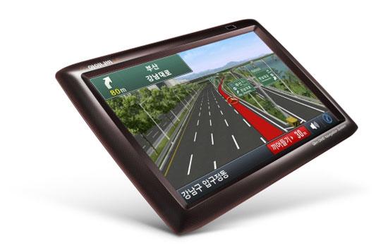 GPS en Corée du Sud