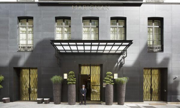 Hôtel Marignan Elysées, à deux pas des Champs-Elysées