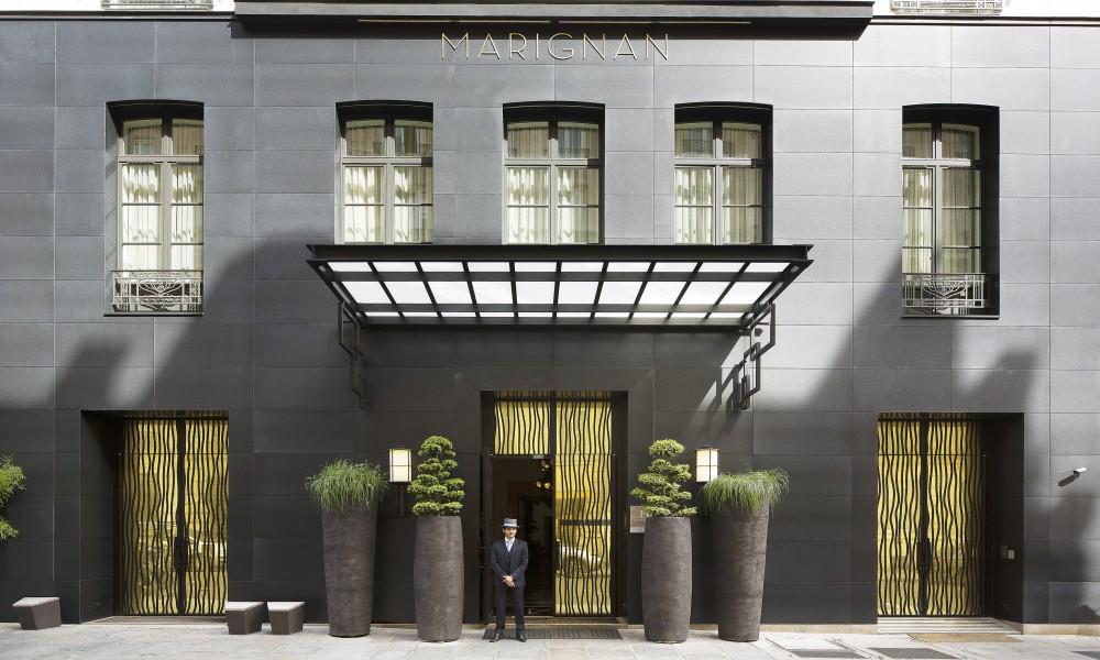 Hôtel Marignan Elysées - Paris