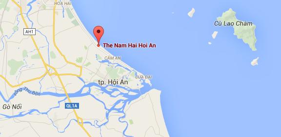 Carte The Nam Hai Hotel