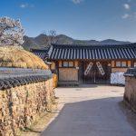 Hahoe - Corée du Sud