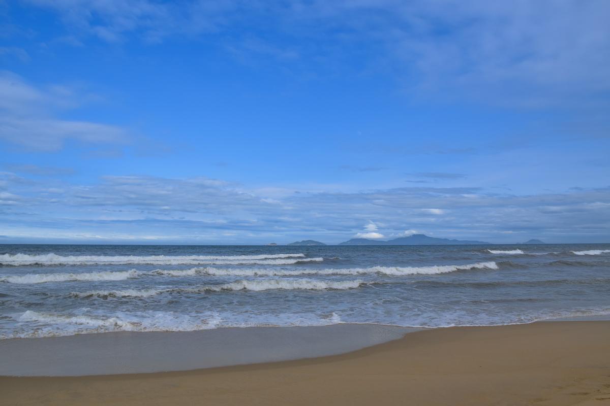 Beach of Nam Hai Hotel