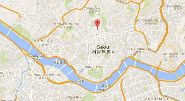 Restaurant Balwoo à Séoul