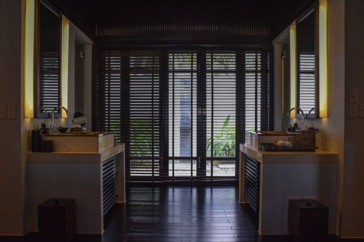 Salle de bain du Nam Hai