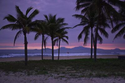 Sunrise au Nam Hai Hotel