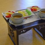 Tea time lors du temple stay au temple Haeinsa