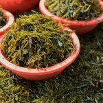 Algues au marché de Jagalchi