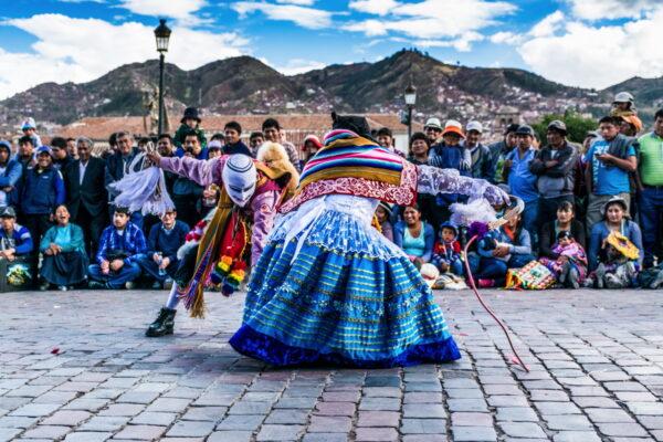Corpus Christo à Cusco