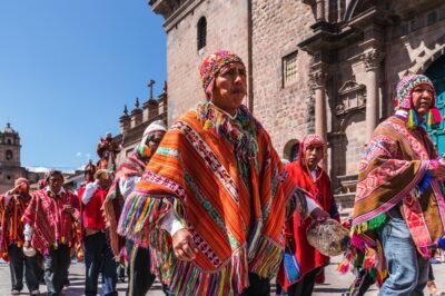 Corpus Christi au Pérou