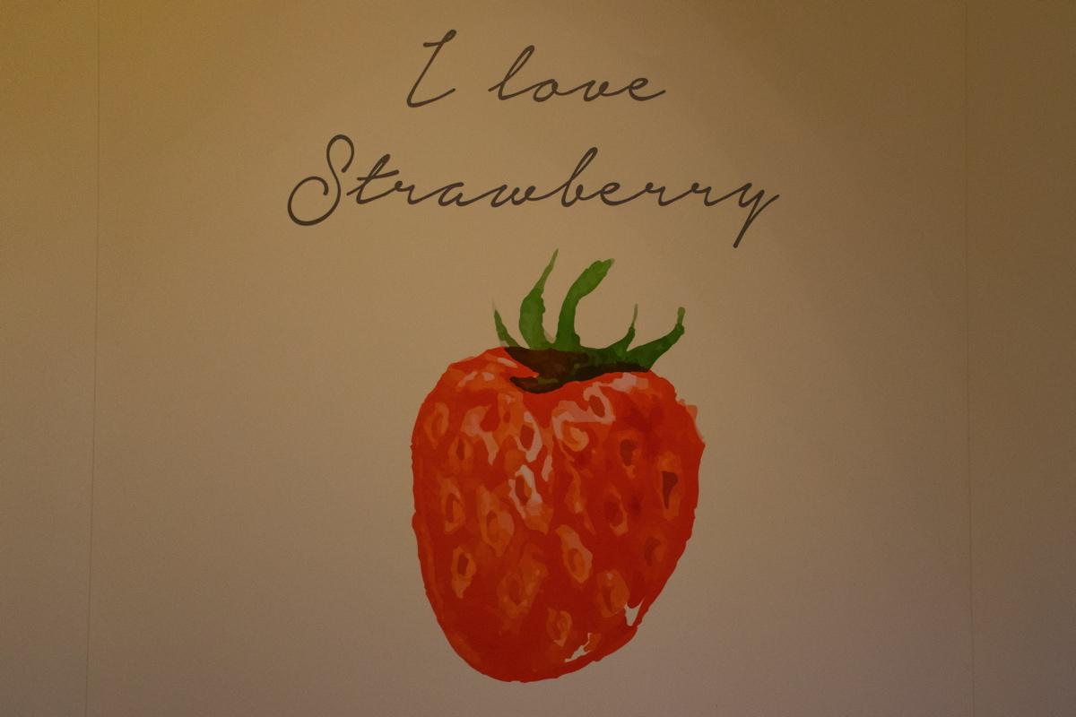 Saison de la fraise au JW Marriott Hotel Seoul