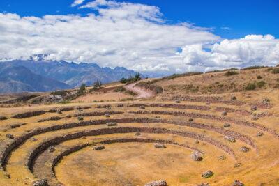 Moray, Vallée Sacrée des incas au Pérou