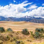 Paysage de la Vallée Sacrée