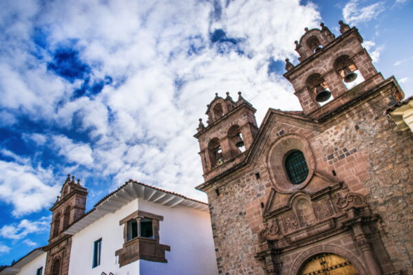 Plaza Nazarenas à Cusco