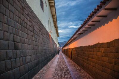 Ruelle de Cusco