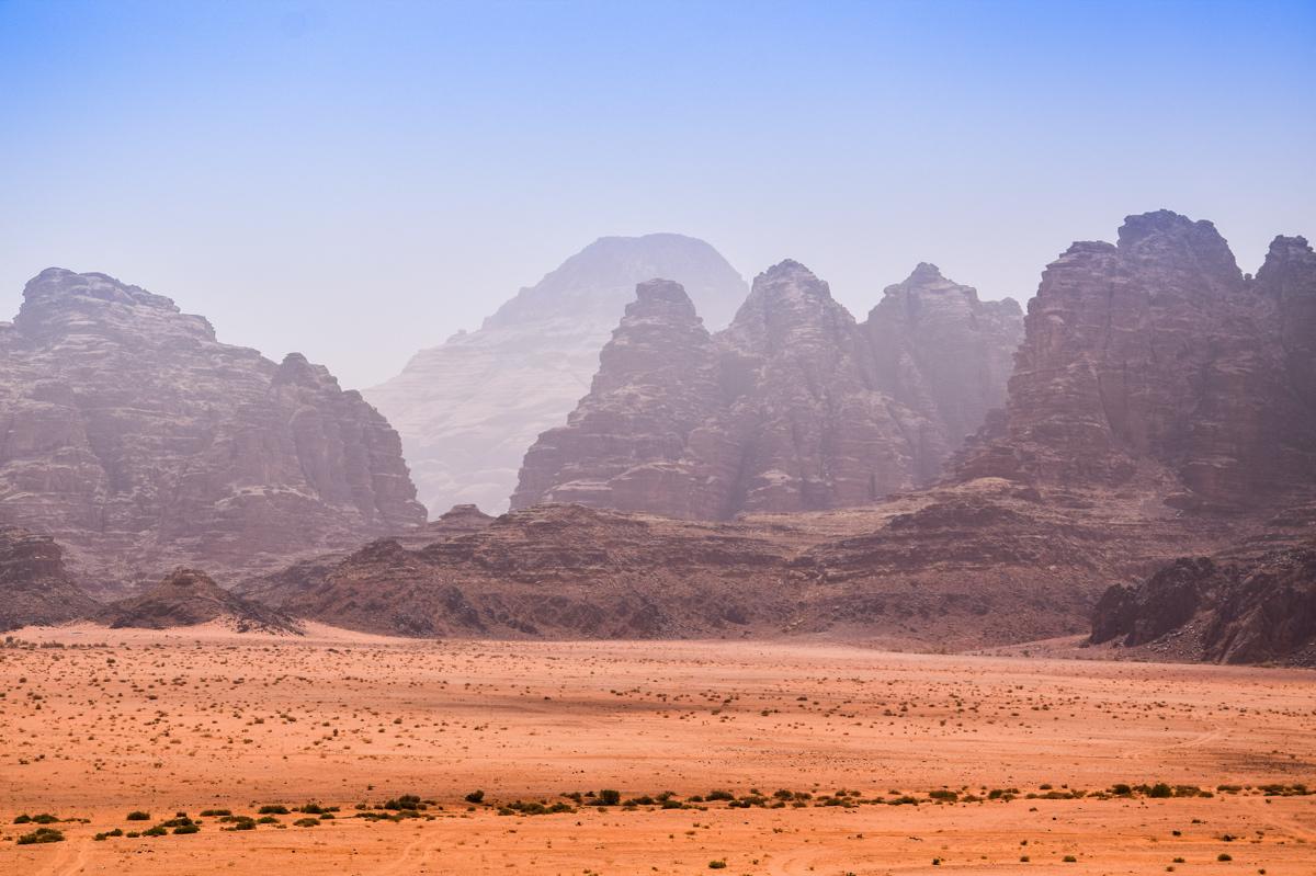 Wadi Rum, un désert unique