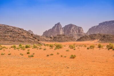 Wadi Rum - Désert de Jordanie