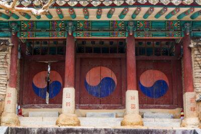 Confucianisme à Hahoe