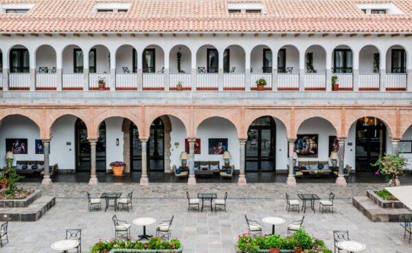 Dormir dans un ancien couvent au JW Marriott El Convento Cusco