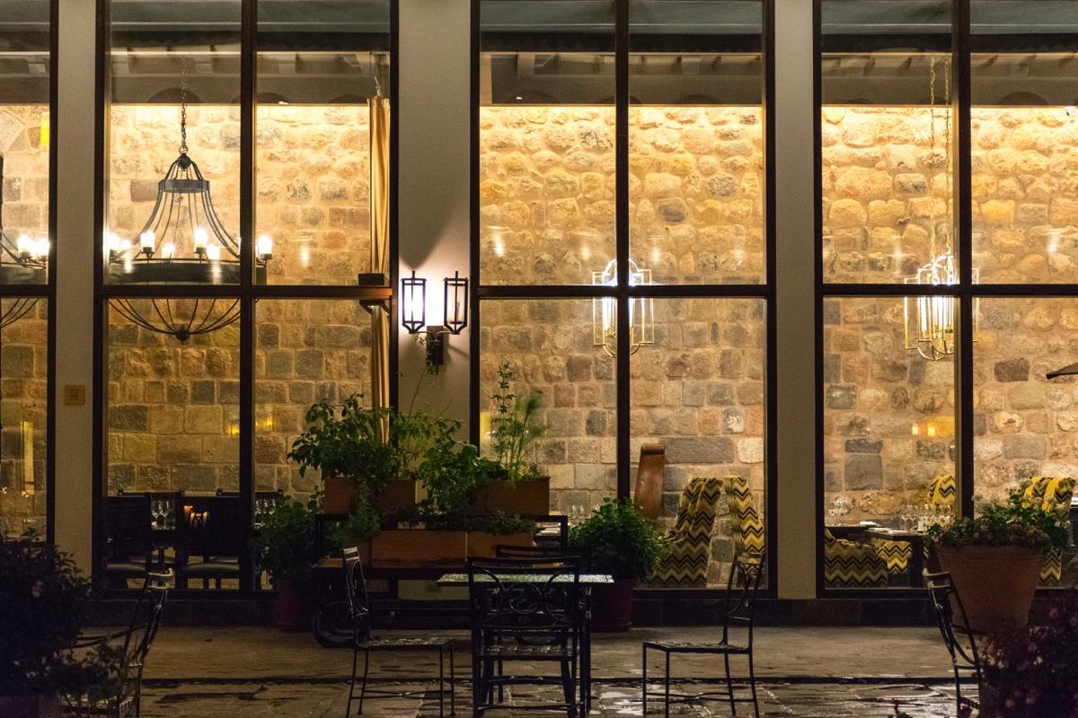 Restaurant du JW Marriott El Convento à Cusco