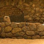 Ruines incas dans le sous-sol de l'hôtel